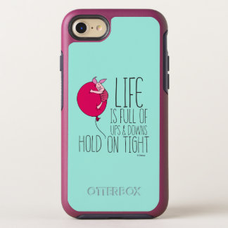 Piglet | Life is Full of Ups & Downs OtterBox Symmetry iPhone 8/7 Case