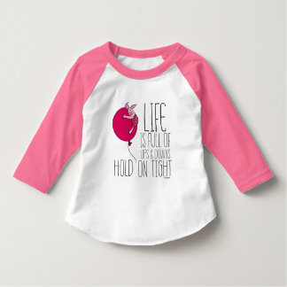 Piglet | Life is Full of Ups & Downs T-Shirt