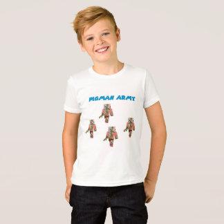 Pigman Army Kids T-Shirt