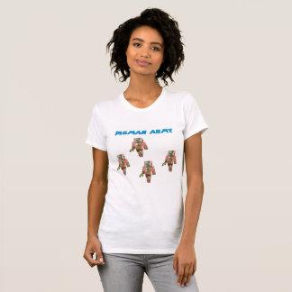 Pigman Army Womens T-Shirt