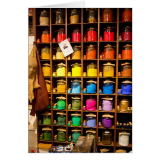 Pigments - Venice Card