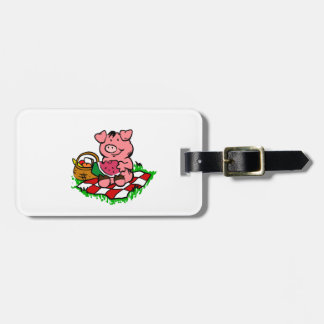 Pignic Luggage Tag