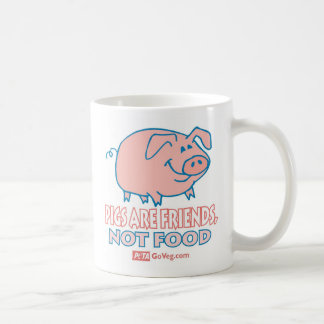 Pigs Are Friends Mug