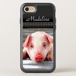 Pigs are Precious OR Add Your Image OtterBox Symmetry iPhone 8/7 Case