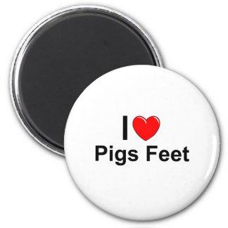 Pigs Feet Magnet