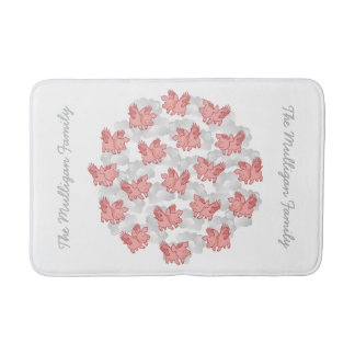 Pigs Fly custom bath mats