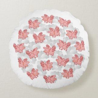 Pigs Fly custom pillow