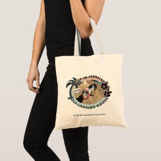 Pigs in Paradise Tote Bag