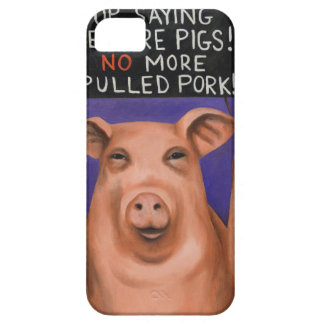 Pigs On Strike iPhone 5 Covers