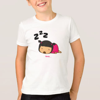 Pigtails Sleepy Time T-Shirt
