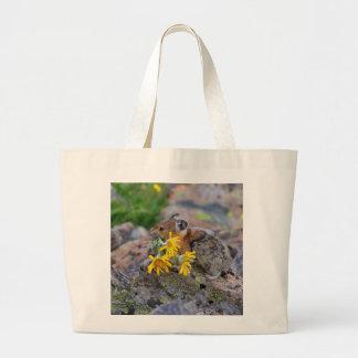 Pika Large Tote Bag