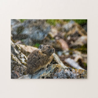 Pika - Medium Jigsaw Puzzle