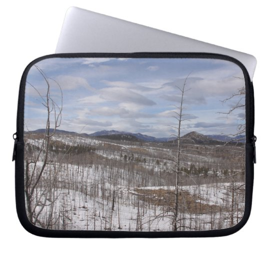 Pike Forest Laptop Sleeve