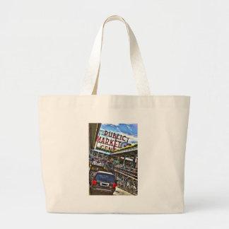 Pike Place Market Bag