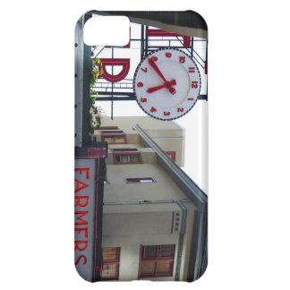 Pike Place Market Case For iPhone 5C