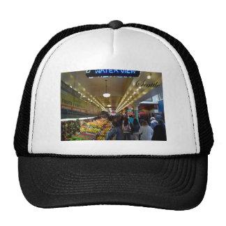 Pike Place Market Trucker Hat
