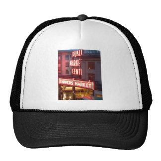 Pike Place Market Mesh Hat