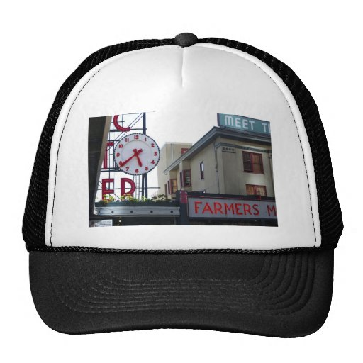 Pike Place Market Hats
