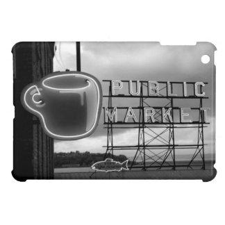 Pike Place Market iPad / Air / Mini Case Cover For The iPad Mini
