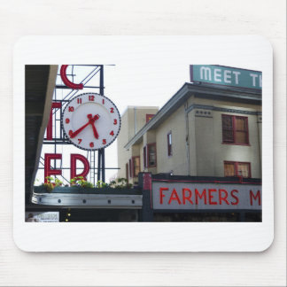 Pike Place Market Mouse Pad