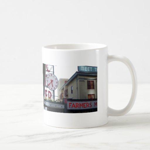 Pike Place Market Mugs