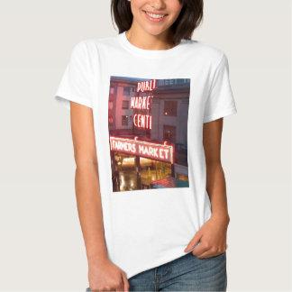 Pike Place Market T-shirts