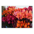 Pike Place Tulips Card