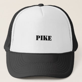 pike trucker hat