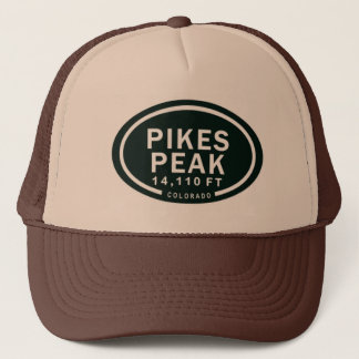 Pikes Peak 14,110 FT CO Mountain Hat