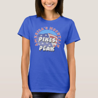 Pikes Peak America's Mountain T-Shirt