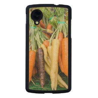 Pikes Place Market, Seattle, Washington, USA Carved® Maple Nexus 5 Slim Case