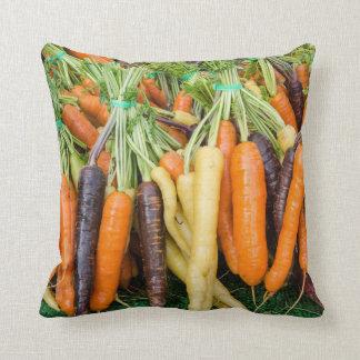 Pikes Place Market, Seattle, Washington, USA Throw Pillow