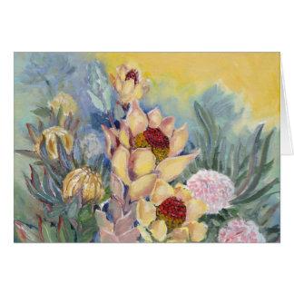 Piketberg Protea Card