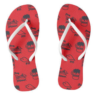 PIKONOTE beach sandal/lead-lead [BEER and SHIP and Flip Flops