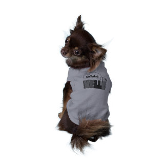 PIKONOTE one business tank top Pet T-shirt