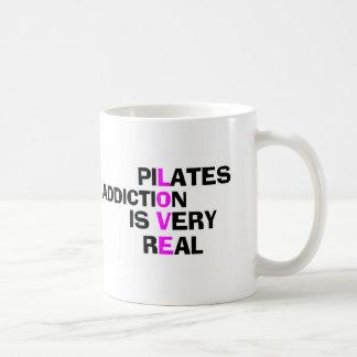 Pilates Coffee Mug - Funny Gifts