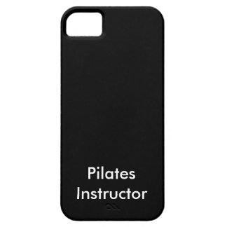 Pilates Instructor iPhone 5 Case