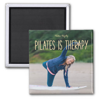 Pilates Is Therapy Magnet