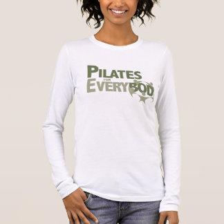 PILATES LOGO LONG SLEEVE T-Shirt