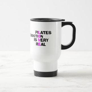 Pilates Travel Mug - Funny Fitness Gifts