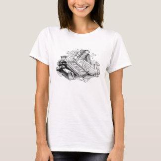 pile o' books T-Shirt
