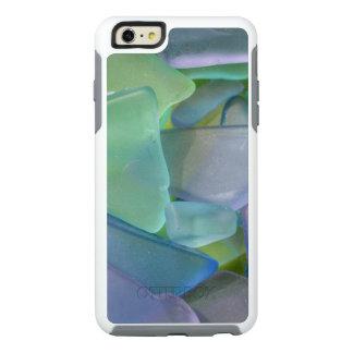 Pile of blue beach glass, Alaska OtterBox iPhone 6/6s Plus Case