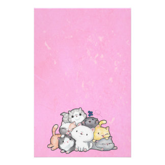 Pile of Kittens Stationery