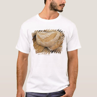 Pile of large bread loaves T-Shirt