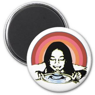 Pile of Pancakes Magnet