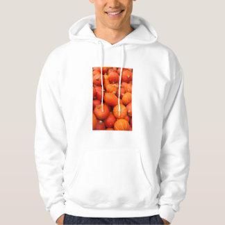 Pile of small pumpkins, Germany Hoodie