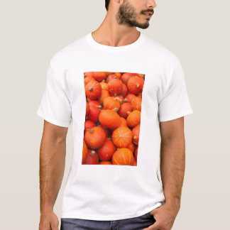 Pile of small pumpkins, Germany T-Shirt