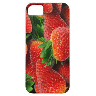 Pile of strawberries iPhone 5 cases