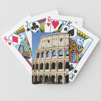 pile on the arches bicycle playing cards
