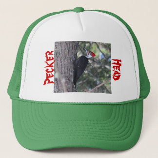 Pileated Woodpecker Trucker Hat